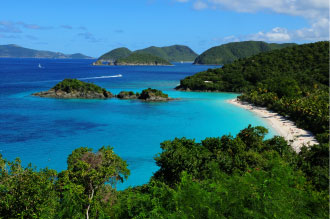 Trunk Bay, St John USVI